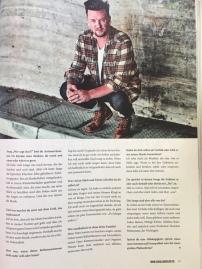 Ben Zucker im Schall-Magazin 2/2019