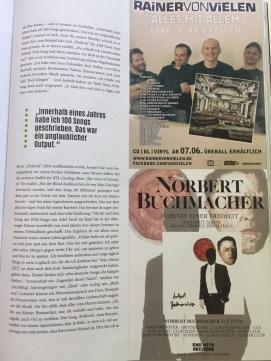 DARI im Schall-Magazin 2/2019