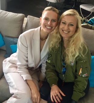 Interview mit Karolina Kurkova 2019